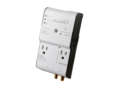 SMART Surge, 4-Out, RJ+Coax, 1080J