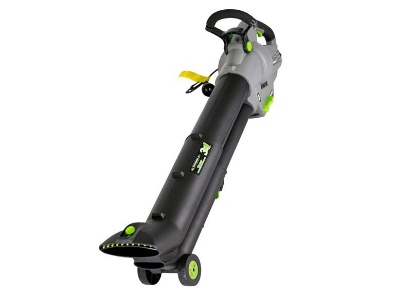 Earthwise 120V 3-in-1 Blower/Vacuum/Mulcher