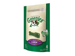Greenies Large Dental Chews 6oz Bag 3pk