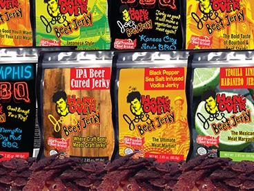 Hangover Joe's Beef Jerky Sampler