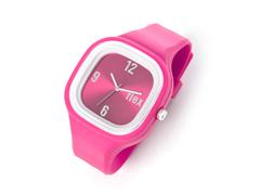 Flex Watch Pink