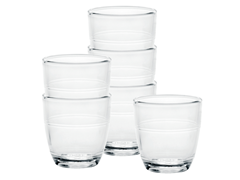 Duralex Tumblers 3.25oz 6pc Set