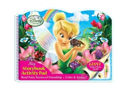 Disney Fairies Storybook Activity Pad