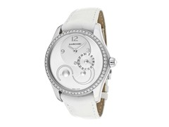 Women's Bressel White Diamond Silver/White