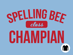 Spelling Bee Long-Sleeve Tee