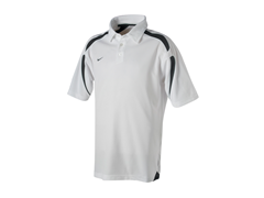 Nike Endline Dri-FIT Polo,White/Black