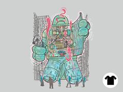 Haunted Robot