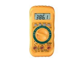 Multimeter with NCV Detector
