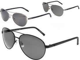 Tumi Polarized Aviators - 2 Styles