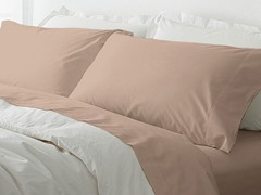 MicroFiber Sheet Set - Cream - 4 Sizes