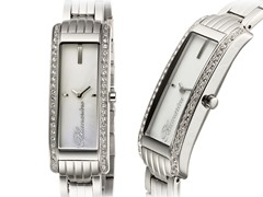 Blumarine Long Crystals Ladies Watch