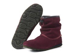 Women's Mush Atoll Ankle Boot - Burgundy