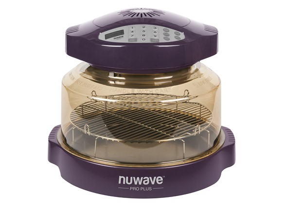 Nuwave Oven Pro Plus, Eggplant HG104467C