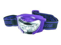 Purple - Kids Head Lamp