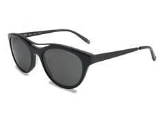 Rialto Polarized Sunglasses, Black