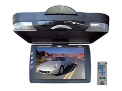 "14.1"" Roof Mount TFT-LCD Monitor w/ DVD Player"