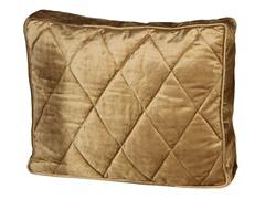 Louis Bed - Rich Gold Velvet - 2 Sizes