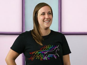 Derby Editor's Choice T-Shirts: ROYGBIV