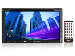 "6.95"" Bluetooth Touchscreen In-Dash Receiver"
