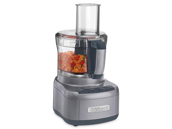 Cuisinart 8 cup food processor gunmetal - Cuisinart home cuisine ...