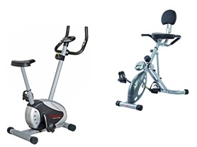 Sunny Health & Fitness Indoor Cycles