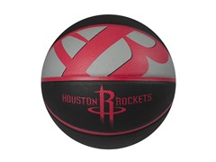 Houston Rockets Courtside Basketball