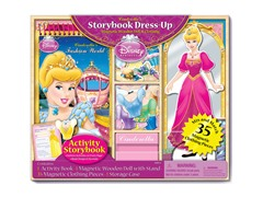 Disney Princess Magnetic Dress-Up