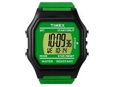 Unisex Jumbo Green/Black Watch