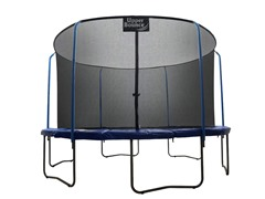 "11 Ft ""SKYTRIC"" Trampoline & Enclosure"
