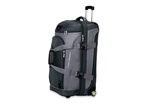 "32"" Wheeled Drop Bottom Duffel- Graphite"