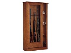 10-Gun/Curio Cabinet Combination