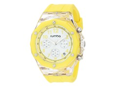 RumbaTime Mercer, Lemon Drop / White Yellow