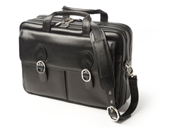 "Hyde Park 15"" Laptop Case - Black"
