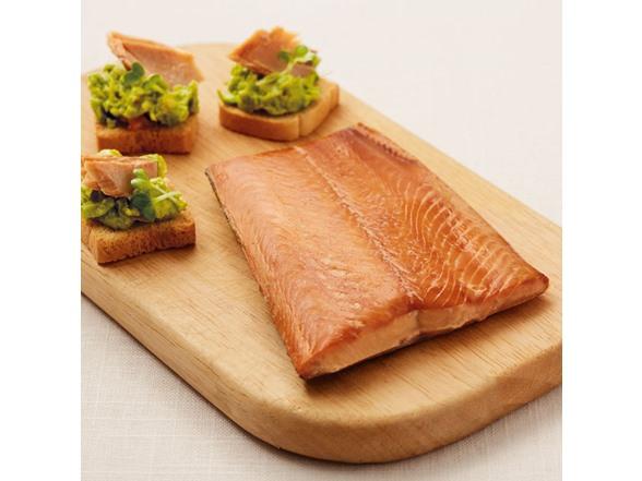 SeaBear Smoked Salmon in Totem Gift Box