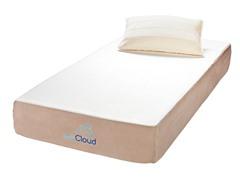 """myCloud 10"""" Memory Foam Mattress-Twin XL"""