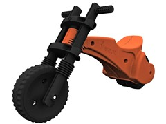 Orange Original YBike Balance Bike