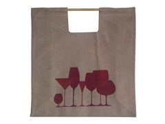 Natural Jute Shopping Tote