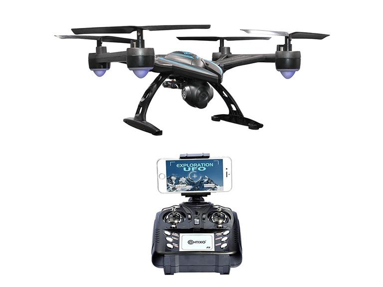 Contixo F5 Quadcopter Drone With WiFi Camera