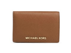 Michael Kors Jet Set Travel Slim Wallet,Luggage