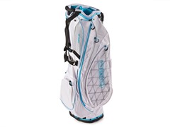 Women's Halo Stand Bag - White