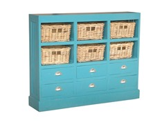 Nantucket Storage Cabinet - Ant Sky Blue