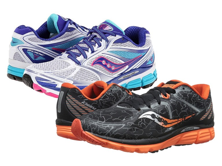 Saucony Athletic Shoes - Under $60.00