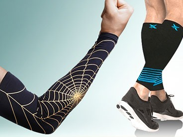 ExtremeFit Compression Sleeves