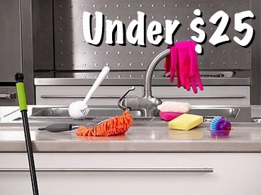 Kitchen Stuff Under $25