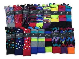 6 Pairs Marc Ecko Men's Socks