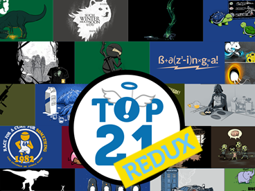 Top 21 Redux