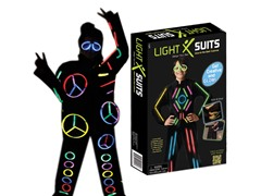 Light Suits - (Large, Ages 12-14)
