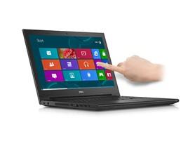 "Dell 15.6"" Quad-Core Touchscreen Laptop"