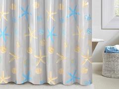 Rita PEVA Shower Curtain
