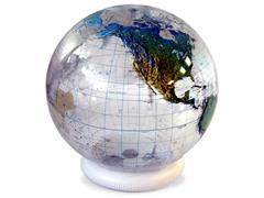 "36"" Inflatable Clear Globe"
